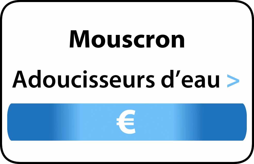 adoucisseur d'eau Mouscron