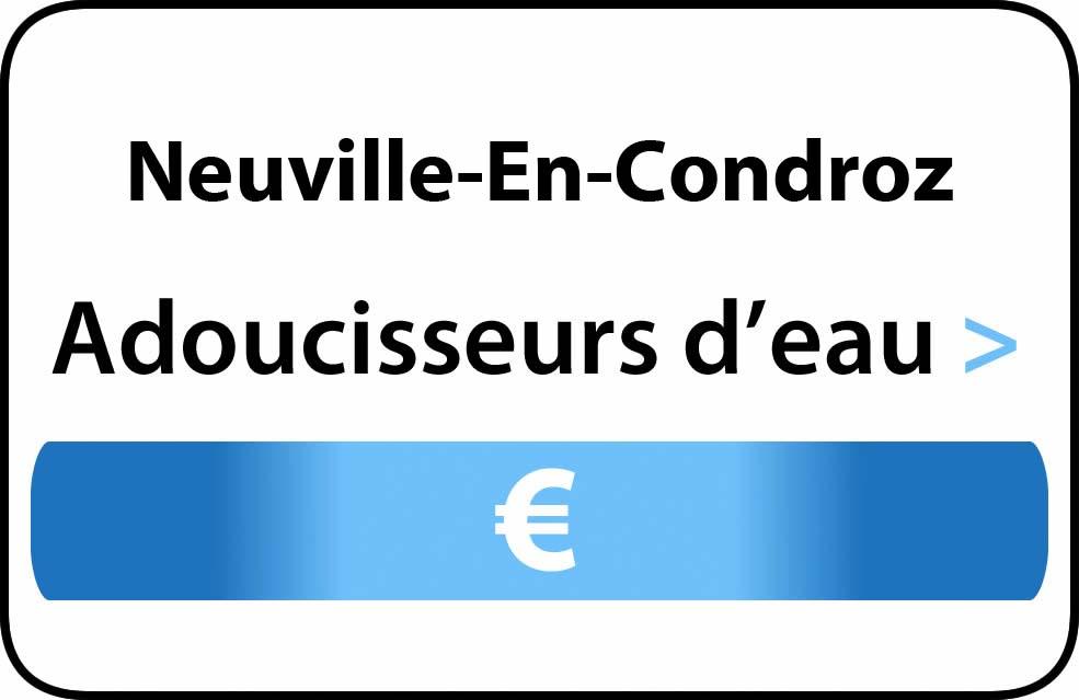 adoucisseur d'eau Neuville-En-Condroz