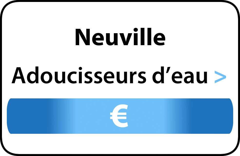 adoucisseur d'eau Neuville