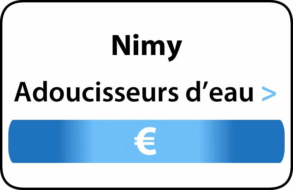 adoucisseur d'eau Nimy