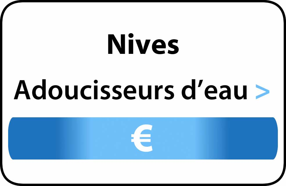 adoucisseur d'eau Nives
