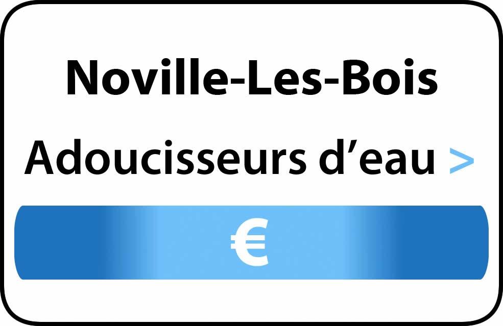 adoucisseur d'eau Noville-Les-Bois