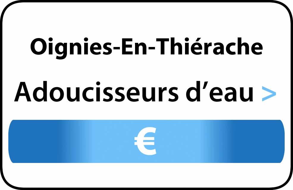 adoucisseur d'eau Oignies-En-Thiérache