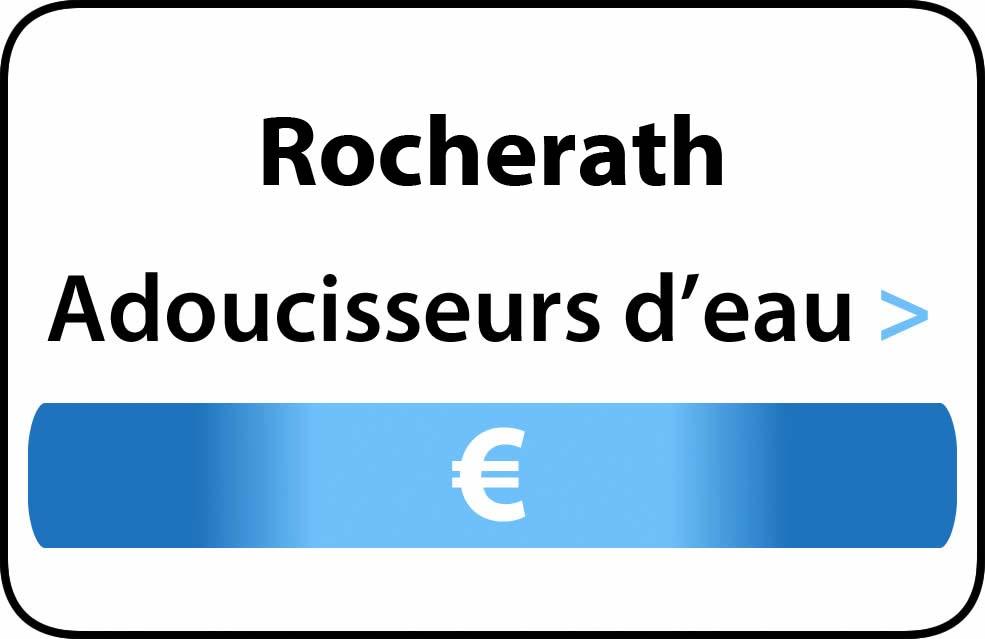 adoucisseur d'eau Rocherath
