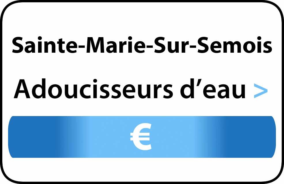 adoucisseur d'eau Sainte-Marie-Sur-Semois