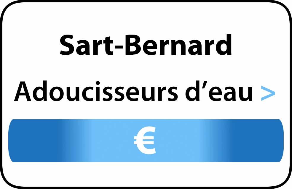 adoucisseur d'eau Sart-Bernard