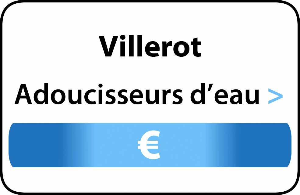 adoucisseur d'eau Villerot