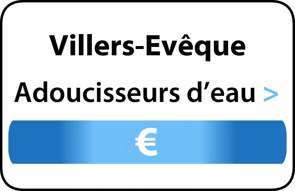 adoucisseur d'eau Villers-L'Evêque