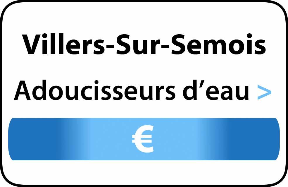 adoucisseur d'eau Villers-Sur-Semois