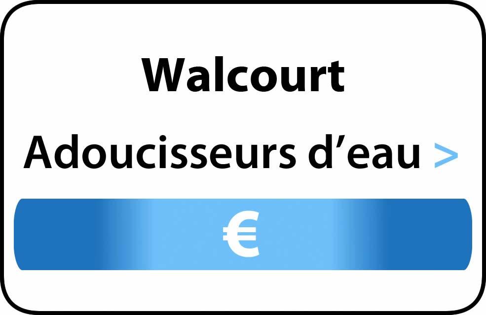 adoucisseur d'eau Walcourt