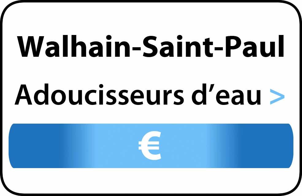 adoucisseur d'eau Walhain-Saint-Paul